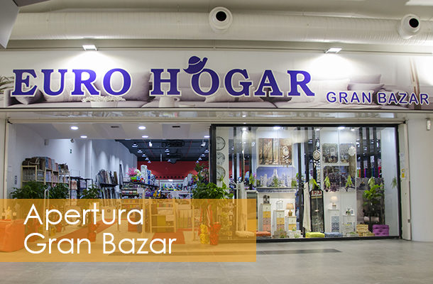 apertura gran bazar
