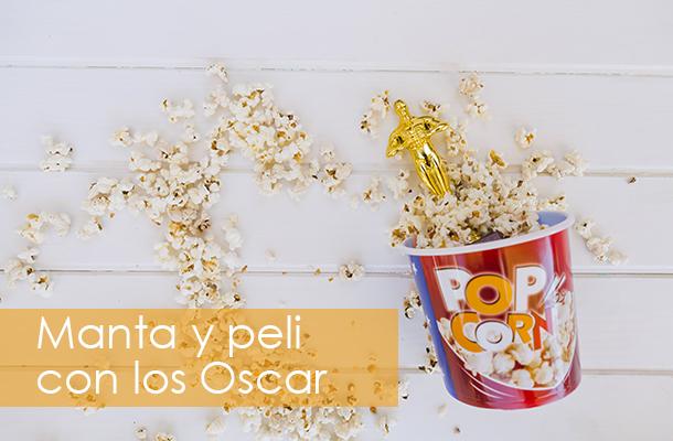 Planes para ver los nominados a los Oscar
